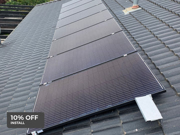 10% off Solar PV Installation - Adam Bird Electrics