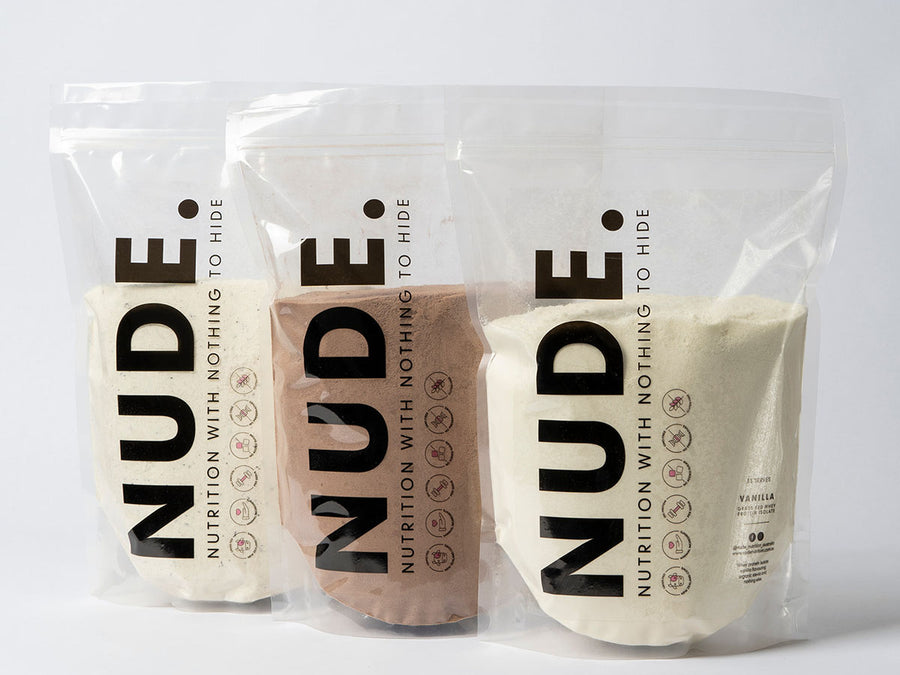 20% off NUDE. Nutrition