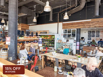 15% Off Storewide at Surfcoast Wholefoods