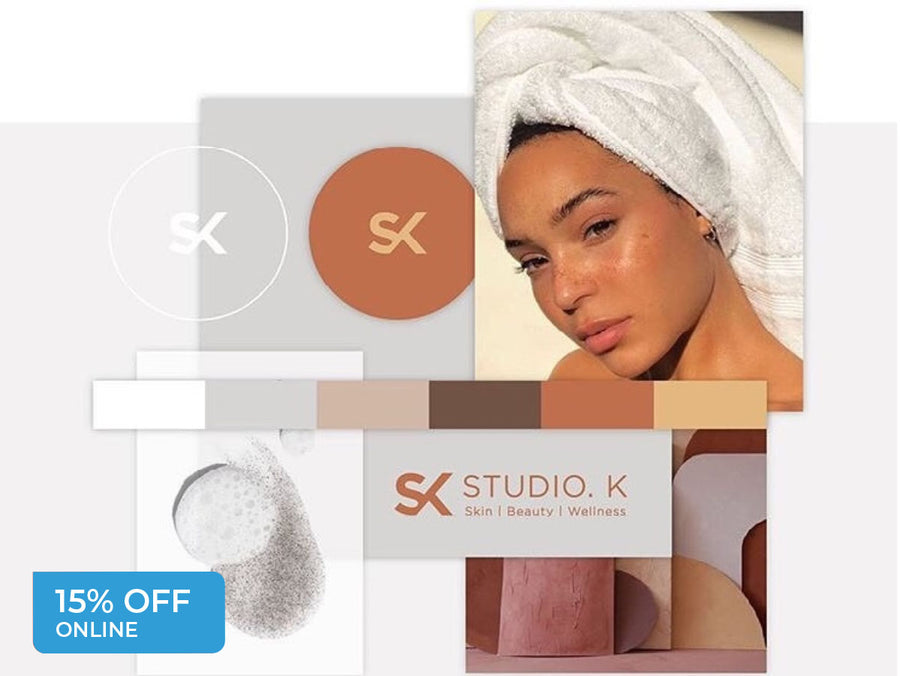 15% OFF at Studio K Skin, Beauty, Wellness