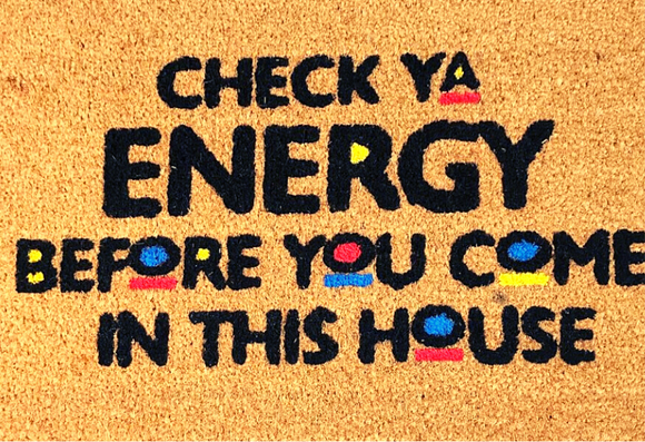 Check Your Energy