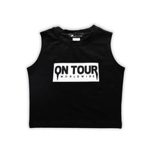 Load image into Gallery viewer, NEW | Girls | On Tour Muscle Crop Top