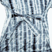 Load image into Gallery viewer, NEW | HAYDEN LA Tie Front Tie Dye Dress