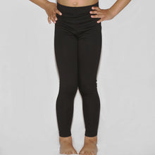 Load image into Gallery viewer, Onederful Co Girls Black High Waist legging