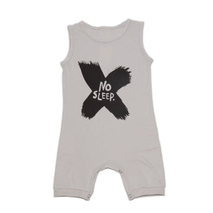 Onederful Co. Baby Boys No Sleep Romper