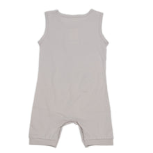 Load image into Gallery viewer, Onederful Co. Baby Boys No Sleep Romper Back