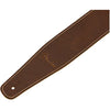 Fender Right Height Cognac Leather Strap