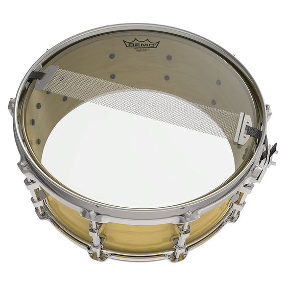 Remo Hazy Ambassador Snare Side Drum Head