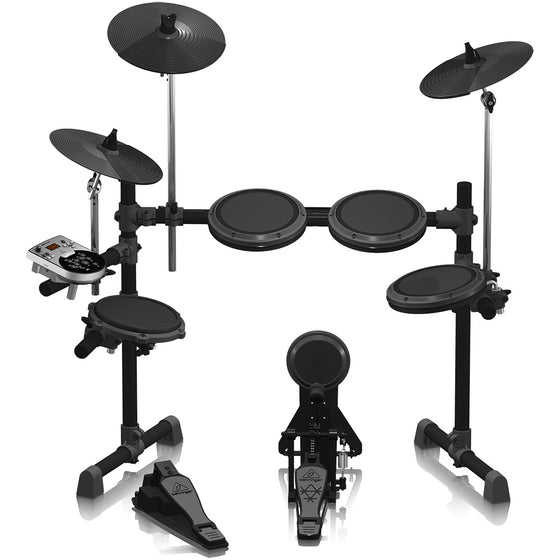 Behringer XD8USB 8 Piece Electronic Drum Set