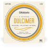 D'Addario Nickel Plated Steel Dulcimer Strings