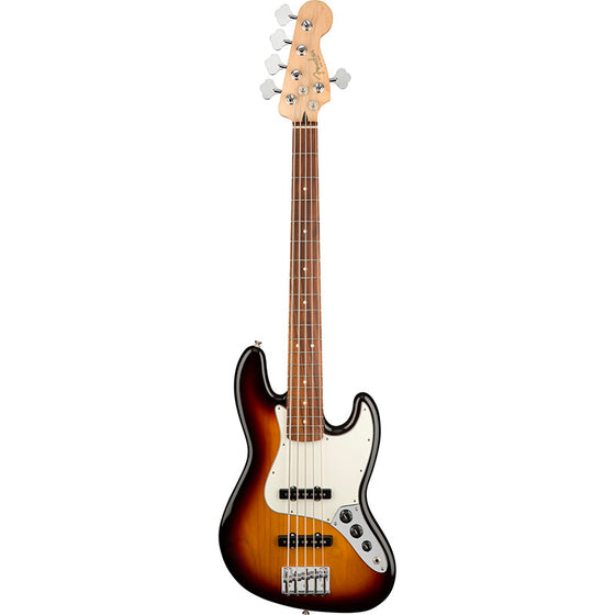 Fender Player Jazz Bass V PF 3TS