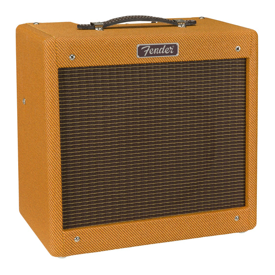Fender Pro Junior IV Ltd Lacquered Tweed Guitar Amp