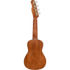 Fender Seaside Soprano Ukulele Pack Natural