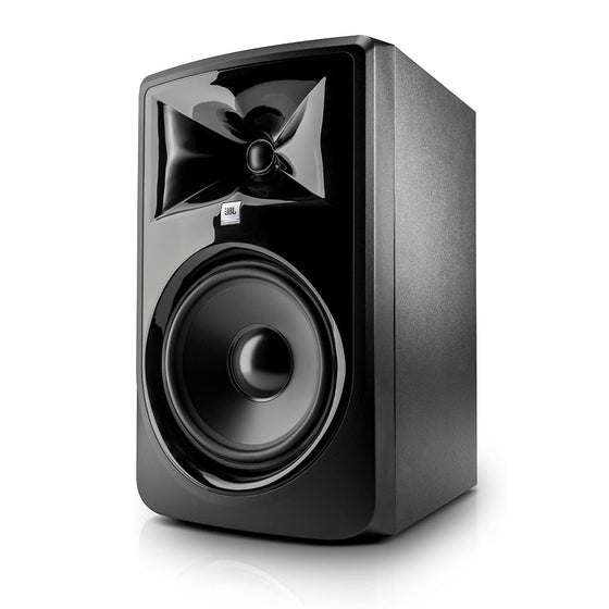 "JBL 308P MkII 8"" Powered Studio Monitor Single"