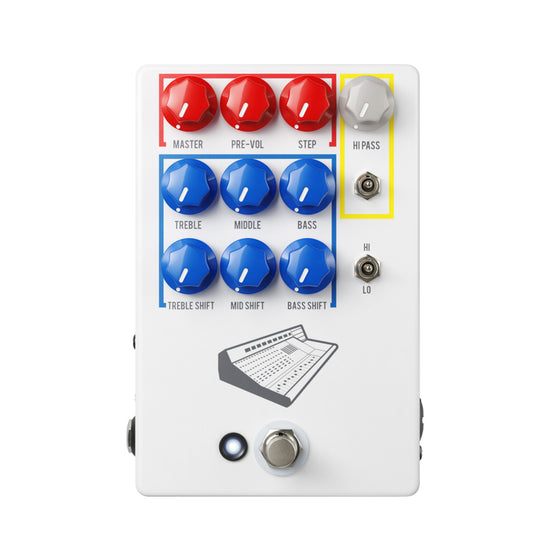 JHS Pedals Colour Box V2
