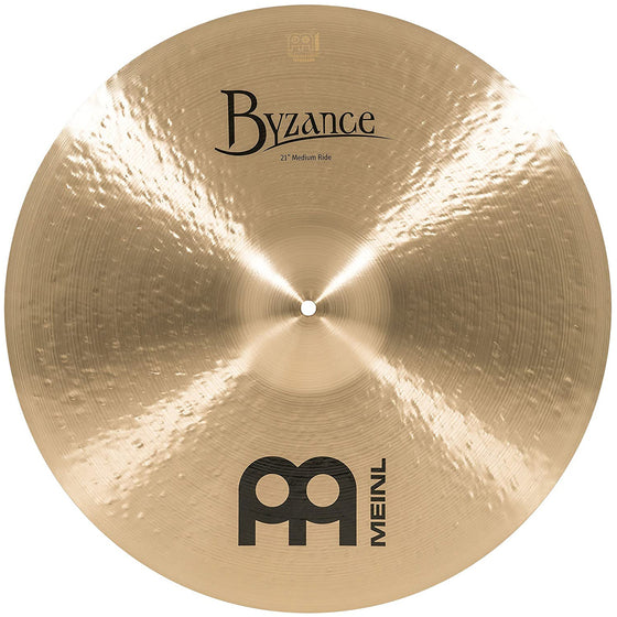 "Meinl 21"" Byzance Medium Ride"