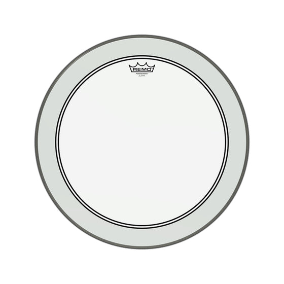"Remo 20"" Powerstroke P3 Clear Bass Drum Head"