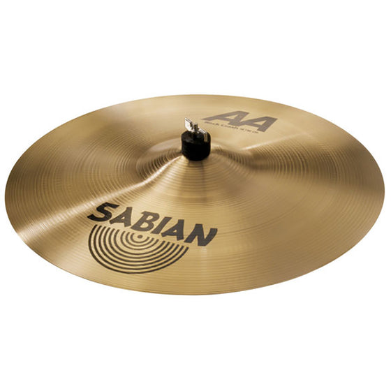 "Sabian 18"" Rock Crash AA Brilliant"