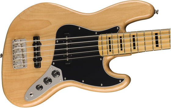Fender Classic Vibes 70s Jazz Bass V Natural
