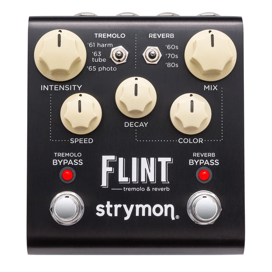 Strymon Effects Flint Tremolo & Reverb