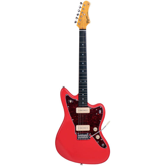 Tagima TW-61 Fiesta Red Electric Guitar