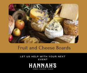 Fruit and Cheese Boards