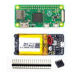 UPS Lite V1.2 UPS Power HAT Board With Battery for Raspberry Pi Zero / Zero W - FreshTek Online