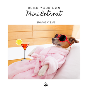 Build Your Own Mini Retreat