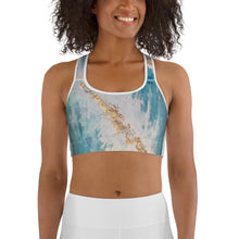 Load image into Gallery viewer, Geode Sports bra