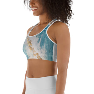 Crystal Dreams Sports Bra