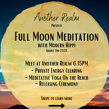 Load image into Gallery viewer, Full Corn Moon Meditation + Yoga September 2nd 2020