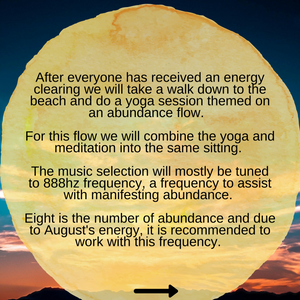 Full Corn Moon Meditation + Yoga September 2nd 2020