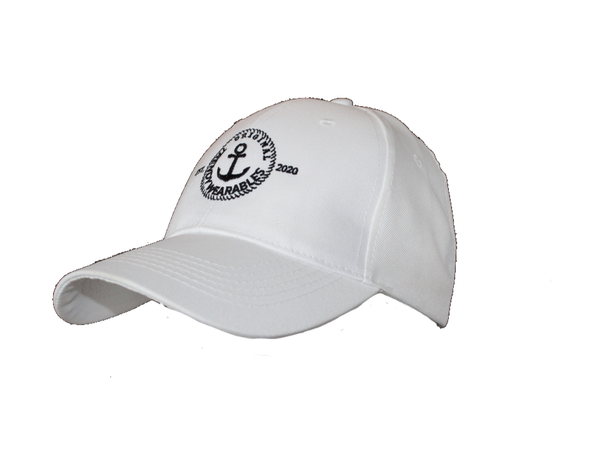 Icon Cap White