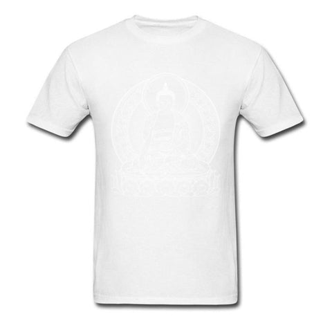 T-shirt Bouddha<br> Antique