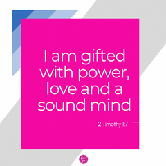 I am Gifted Affirmation