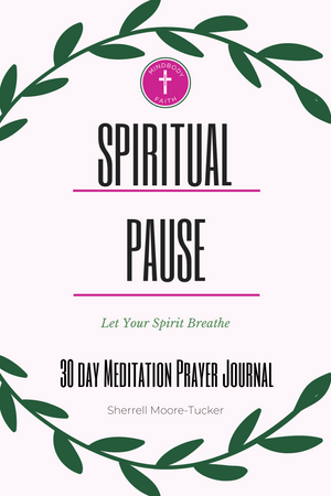 30-Day Meditation Prayer Journal
