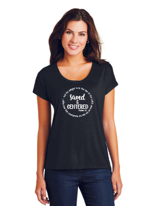 Saved & Centered T-Shirt