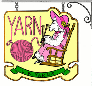 LK Yarns Inc. - Gift card