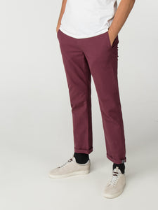 Slim Stretch Chino Pant