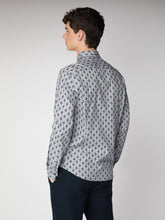Load image into Gallery viewer, Long Sleeve Scattered Fairisle Print Shirt