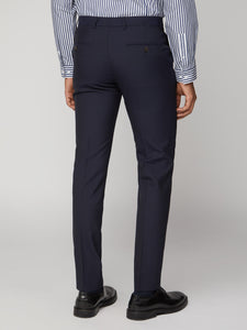 Blue Depths Tonic Suit Trouser