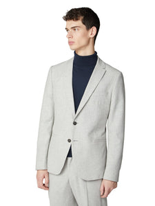 Cool Grey Speckle Jacket