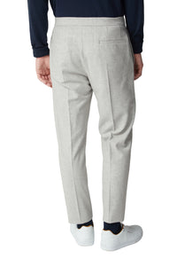 Cool Grey Speckle Trouser