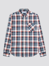 Load image into Gallery viewer, Long Sleeve Texture Check Shirt