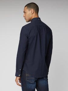 Long Sleeve Signature Oxford Shirt