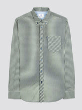 Load image into Gallery viewer, Long Sleeve Signature Gingham