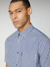 Load image into Gallery viewer, Short Sleeve Signature Gingham