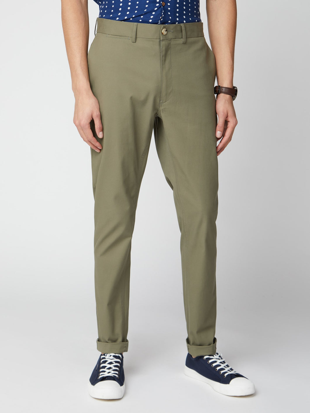 Signature Skinny Stretch Chinos