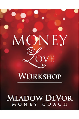 Money Love Workbook
