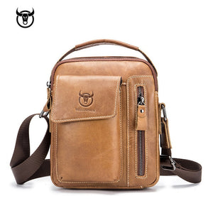 SHAZE Leather Handbags for Men